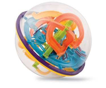 3D Maze Puzzle Ball frustrator