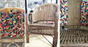 Anuj Sharma DIY 'Pixel' ChaiR