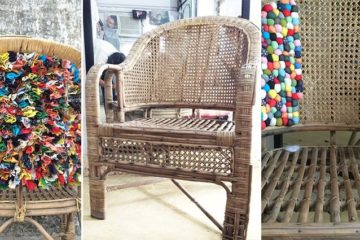 Anuj Sharma DIY 'Pixel' ChaiR