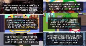 Awesome Things South Park