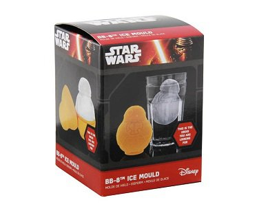 BB-8 Ice Mould box