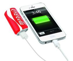 Coca-Cola Can Mobile Charger