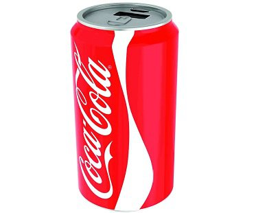 Coca Cola Can Mobile Charger