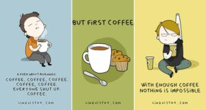 Coffee Quotes Lingvistov