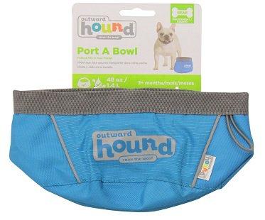 Collapsible Travel Dog Bowl pet