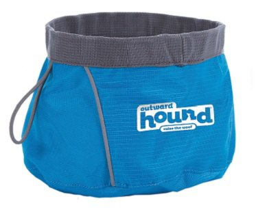 Collapsible Travel Dog Bowl portable