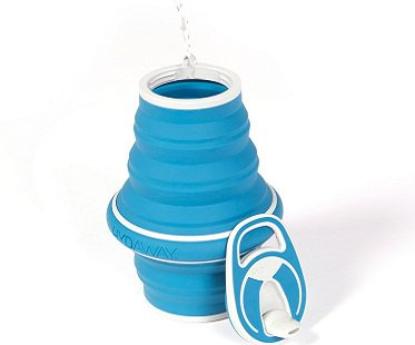 Collapsible Water Bottle pocket size