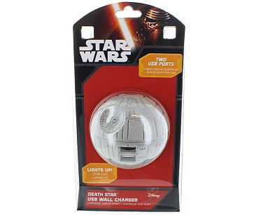 Death Star Wall Charger pack