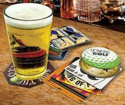 Drinking Game Bar Mats