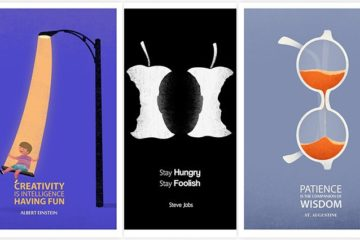 Famous Quotes Clever Illustrations