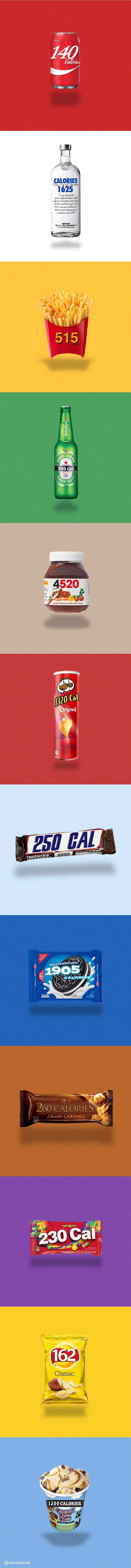 Food Logo Calories