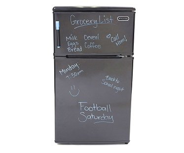 Fridge With Dry Erase Doors