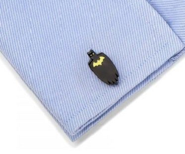 Glow in the Dark Batman Cufflinks