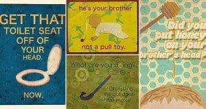 Illustrations Father Said Random Things Kids