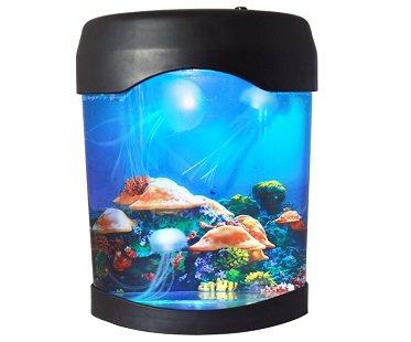 Jellyfish Mood Lamp light