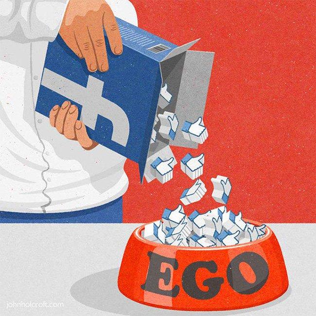 Likes Ego