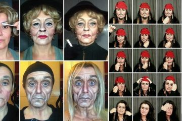 Make Up Transformations