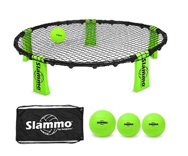 Mini Volleyball Style Game Set slammo