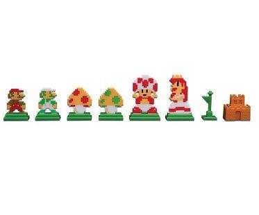 Monopoly Super Mario Edition pieces
