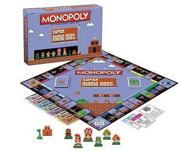 Monopoly Super Mario Edition