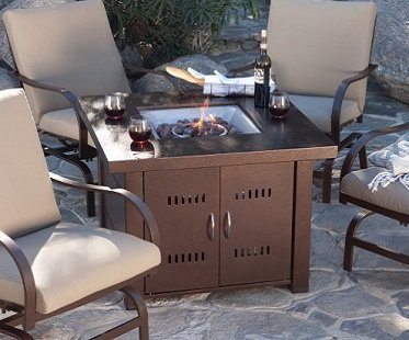 Patio Heater Fire Pit