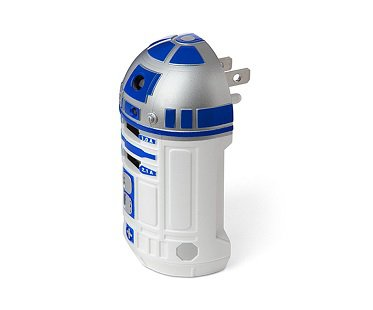 R2-D2 Wall Charger outlet