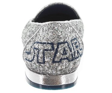 R2-D2 Women's Shoes glitter