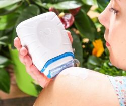Roll On Sunscreen Applicator cream