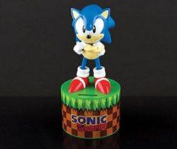 Sonic The Hedgehog Money Box