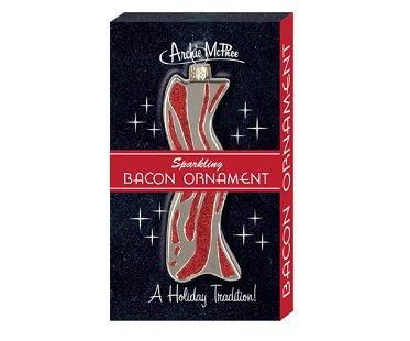 Sparkling Bacon Ornament box