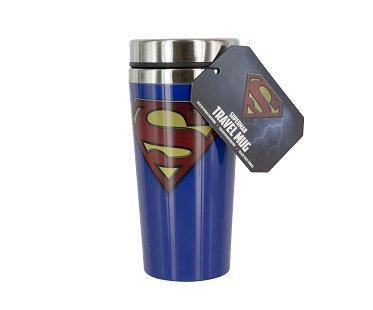 Superman Travel Mug coffee