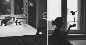 Surreal Self Portraits Milica Staletovic