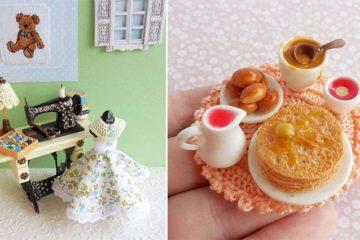 Svetlana Pavlova Miniature Creations