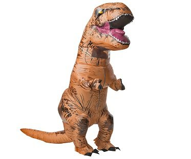 T-Rex Inflatable Costume jurassic world