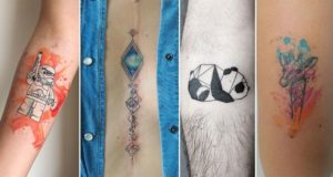 Tattoos Baris Yesilbas
