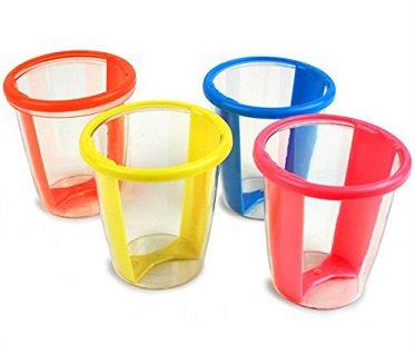 Twisting Jello Shot Cups set