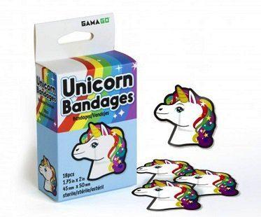 Unicorn Head Bandages