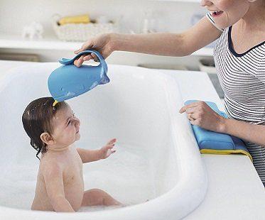 Whale Bath Rinser