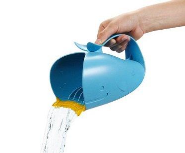 Whale Bath Rinser wash