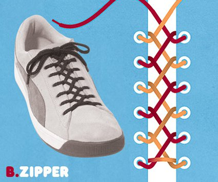 on wholesale latest discount latest fashion 15 Awesome And Unique Ways To Tie Your Shoelaces That Will Make ...
