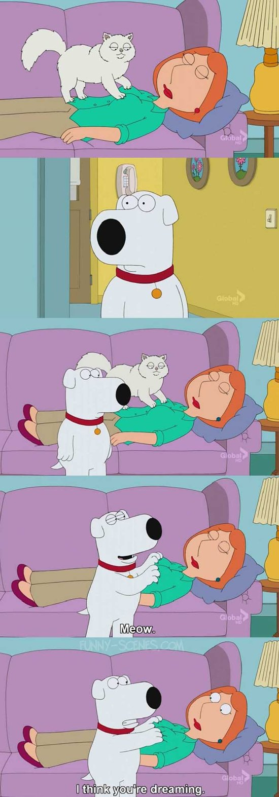 best-family-guy-moments-meow