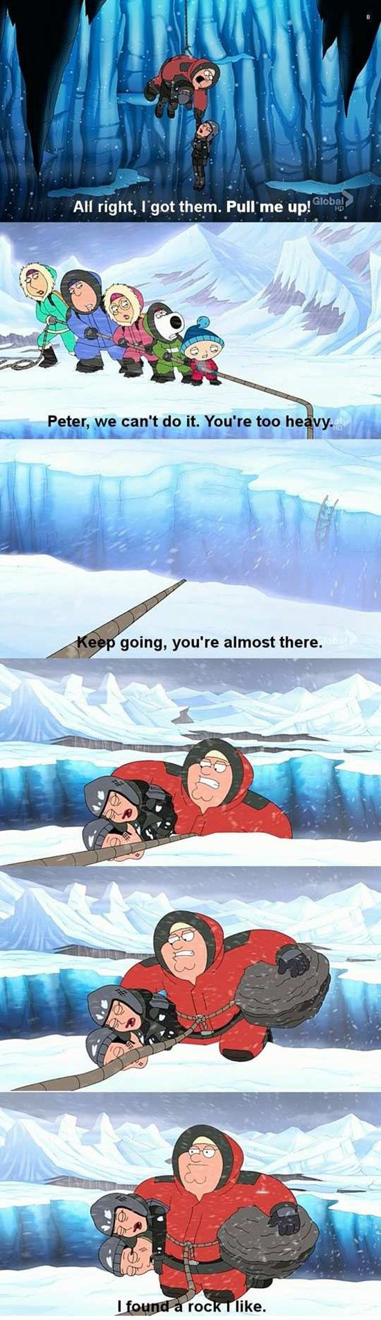 best-family-guy-moments-rock