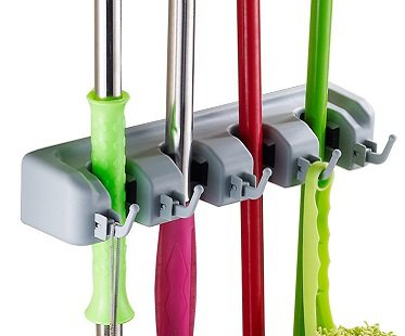 broom organizer clips