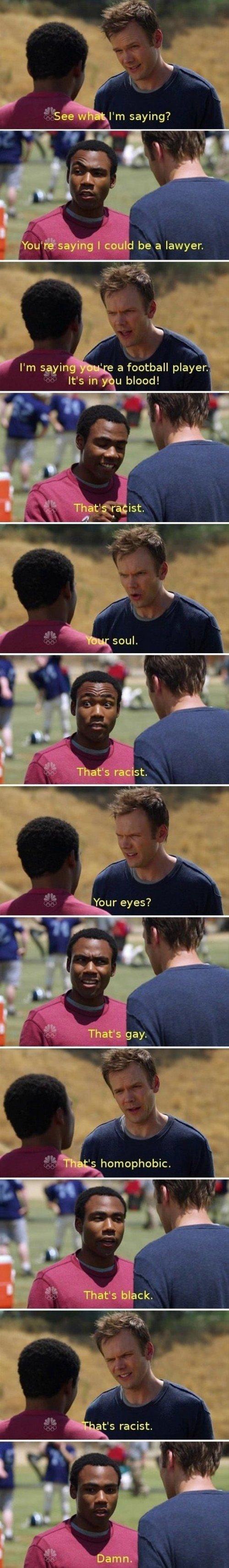 community-racist
