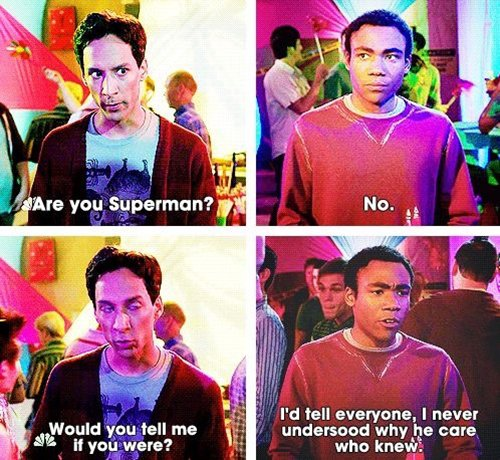 community-superman