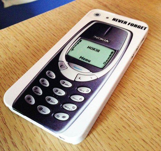 dad-jokes-nokia-iphone-case