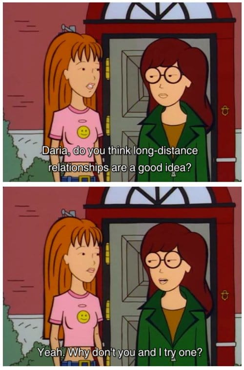 11 Times Daria And Quinn Morgendorffer Reminded You Of You