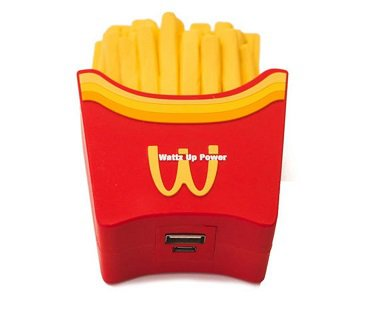 fries phone charger power