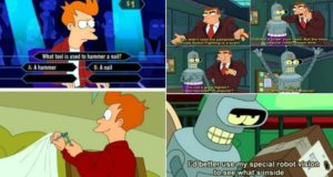 futurama part one