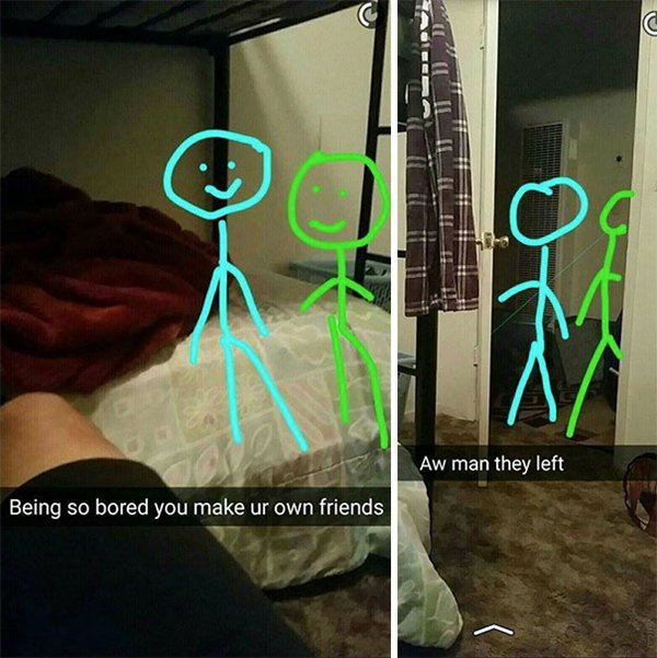 hilarious-snapchats-friends